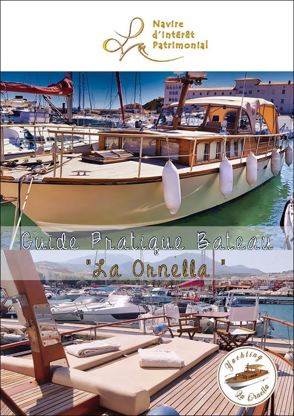 Guide pratique location bateau à quai.