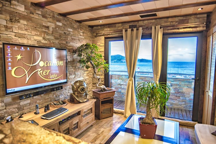 Appartement de vacances particulier à Banyuls