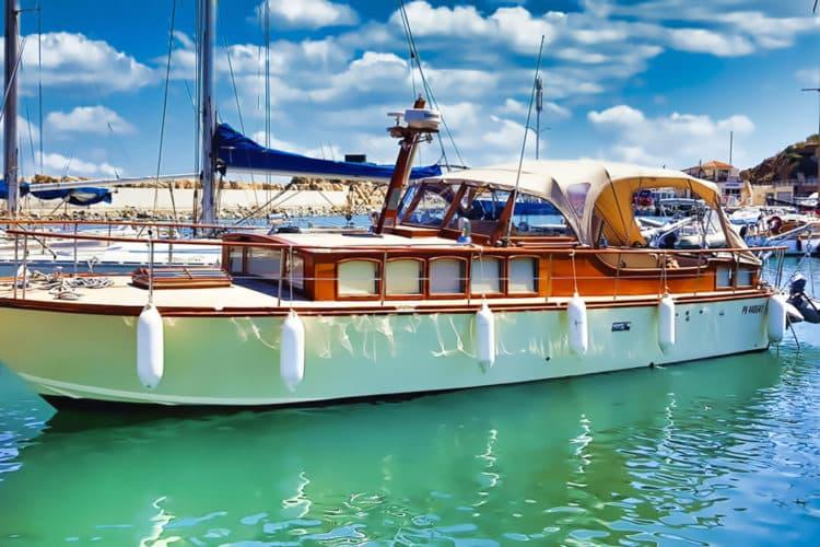 bateau Banyuls