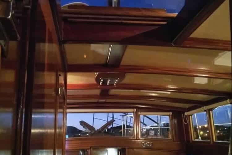 Salon du bateau habitable