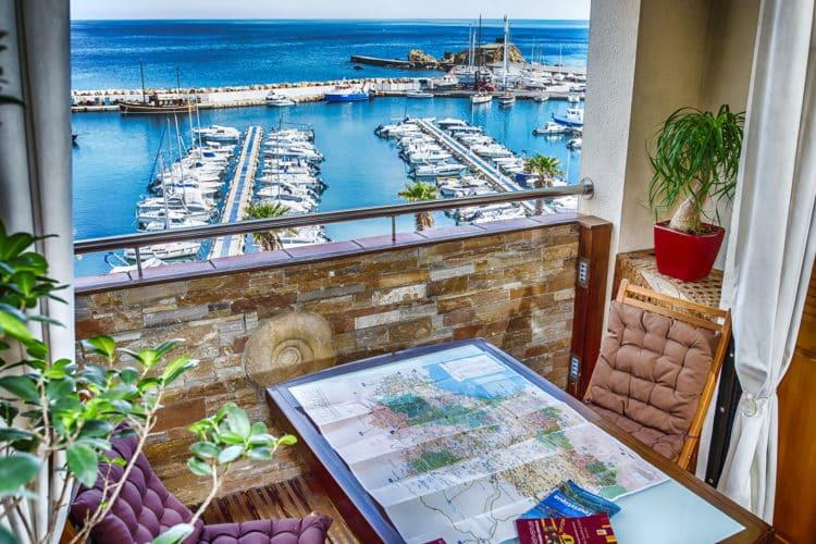 Location de tourisme à Banyuls sur Mer.