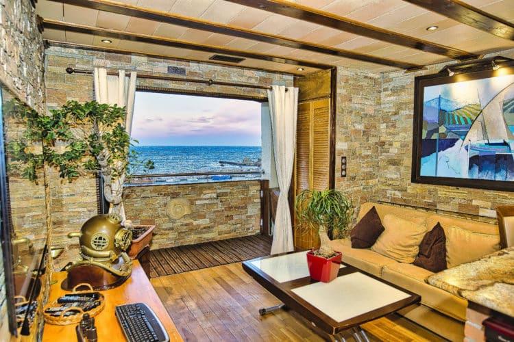 location de vacances vue mer à Banyuls