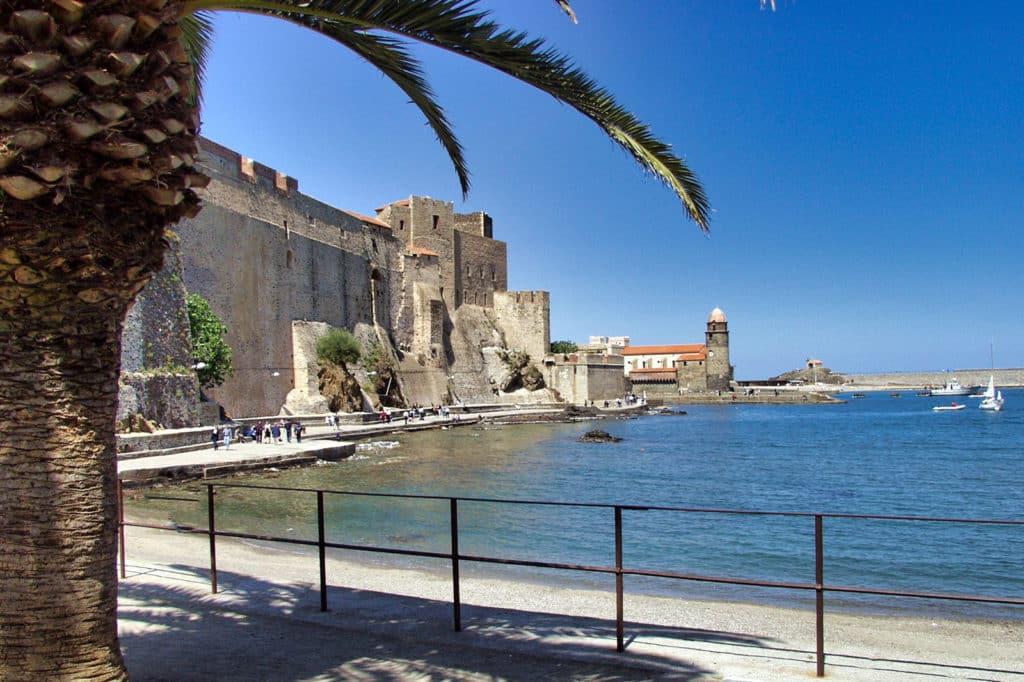 Location de vacances près de Collioure