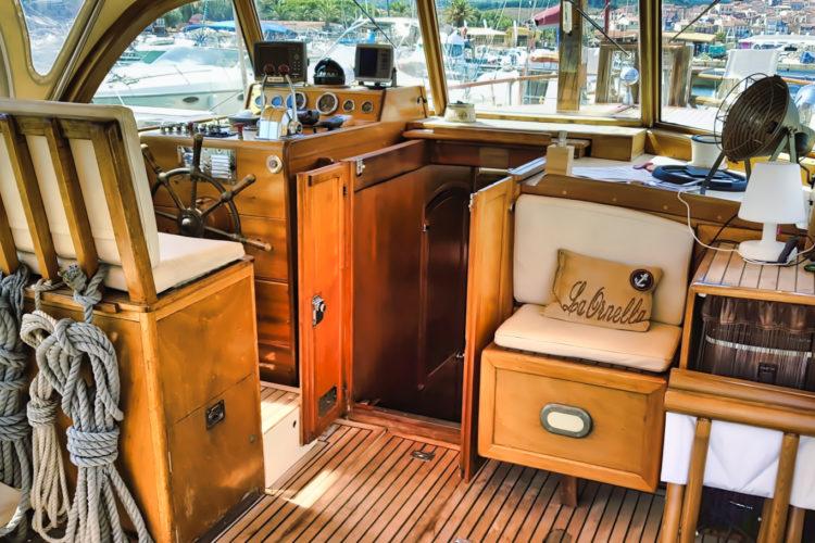bateau vintage