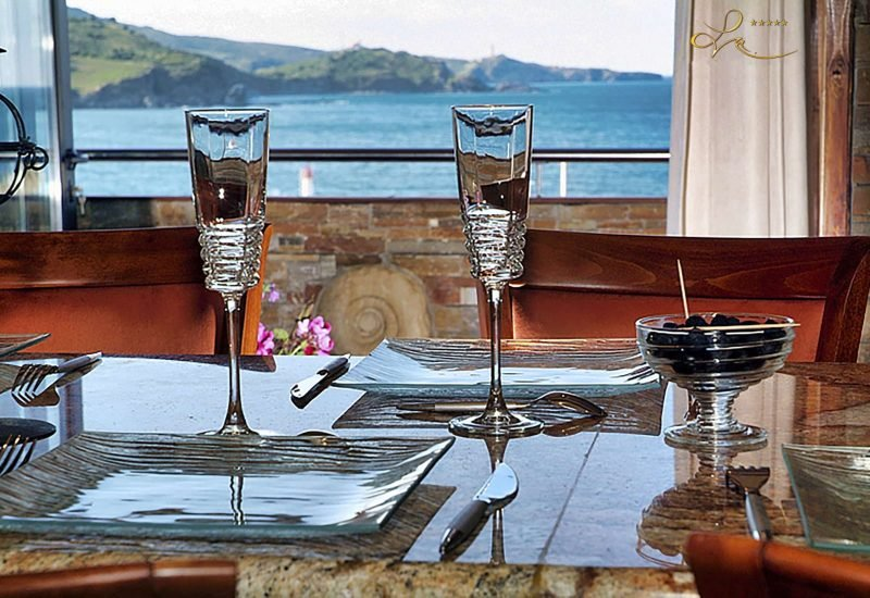 location vacances vue mer Banyuls