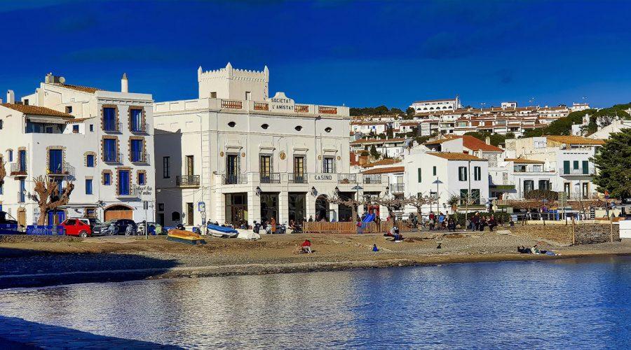 Front de mer de Cadaqués
