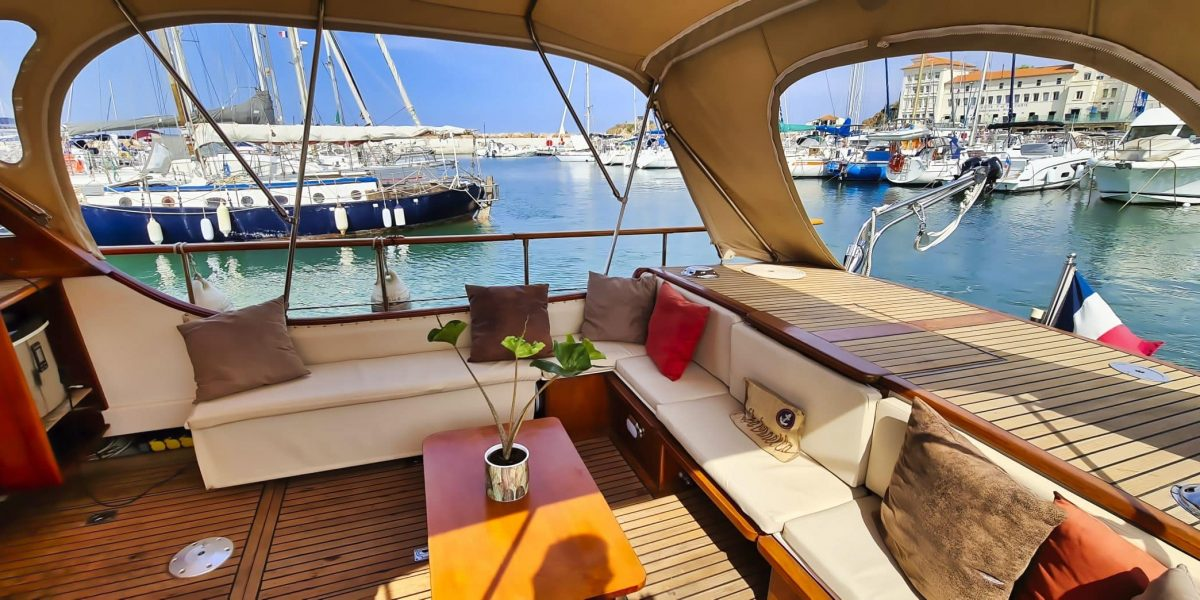 Location vacances vue mer proche Collioure