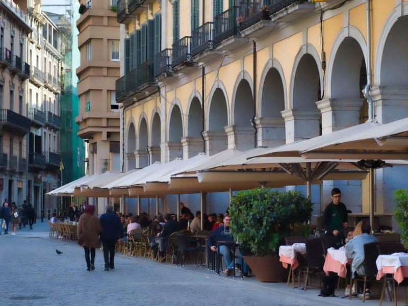 Restaurant Gérone