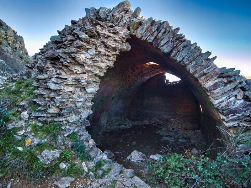 Ruines du Monastère de Sant Pere de Rodes