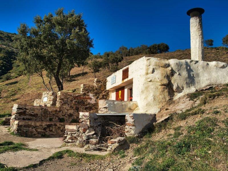Refuge du Col de Banyuls