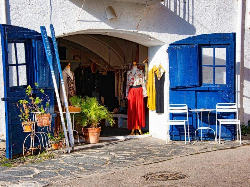 Commerce de Cadaqués