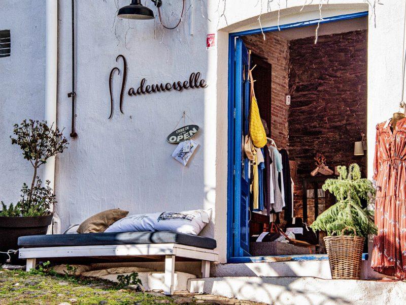 Boutique à Cadaqués