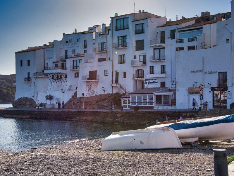 Front de mer à Cadaqués