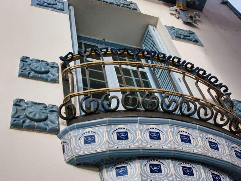 Fenêtre typique Cadaqués