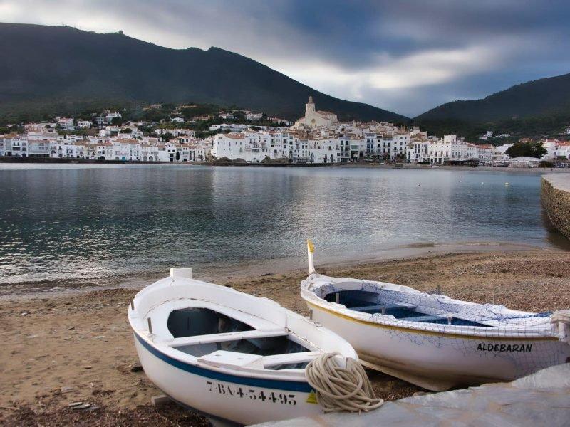 Barque de pêche à Cadaqués