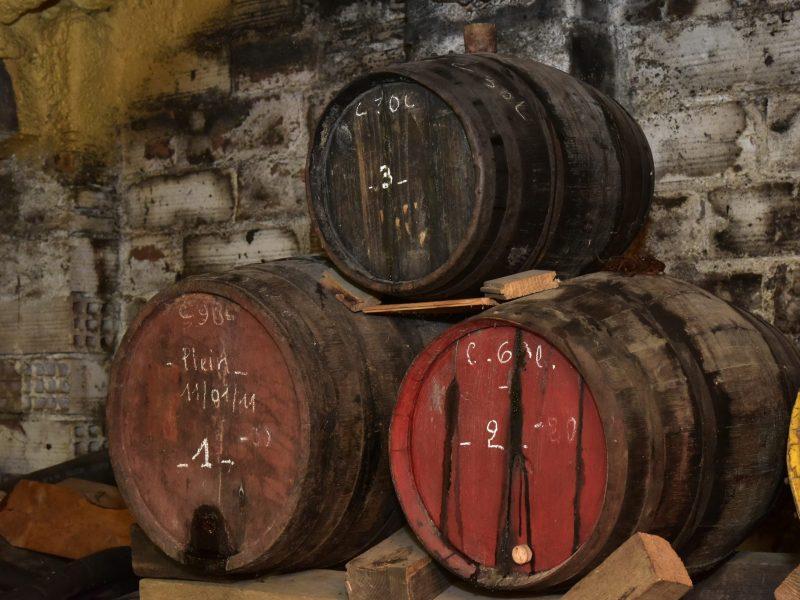 Cave vin Banyuls