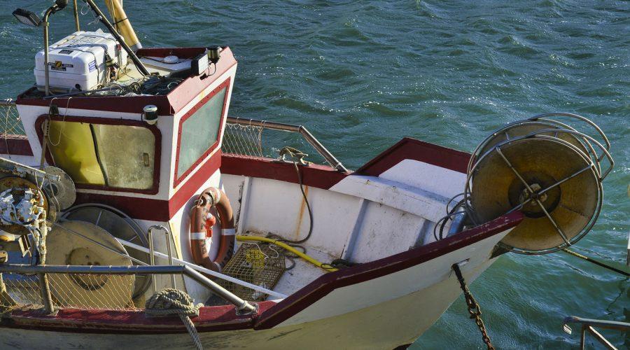 Bateau de pêche Banyuls