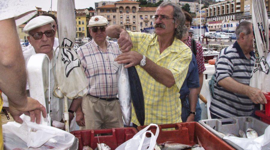 Petit pêcheur local