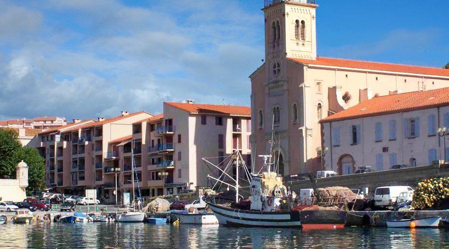 Port de pêche de Port-Vendres