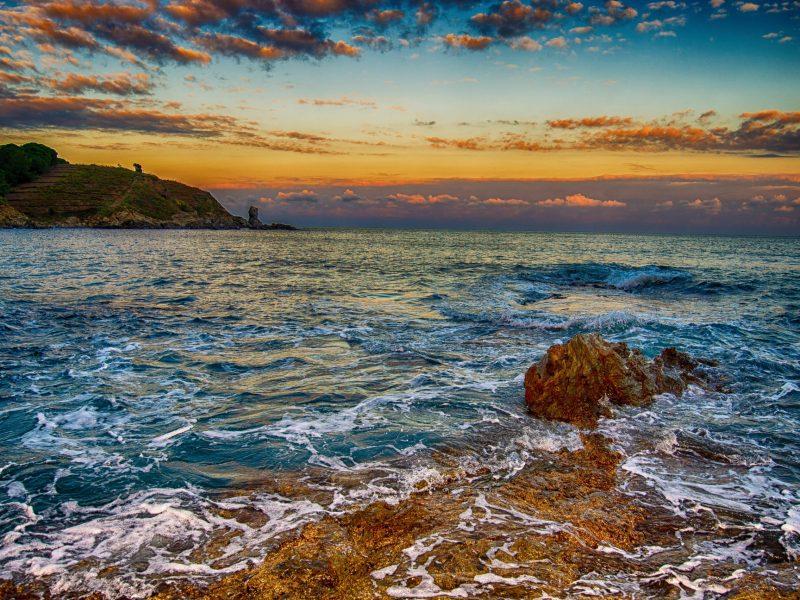 Front de mer Banyuls sur Mer