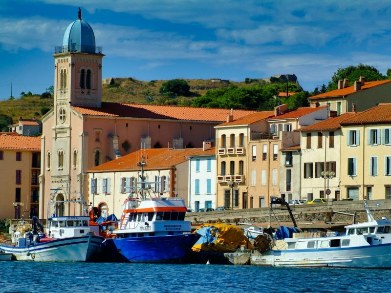 Port de Port-Vendres