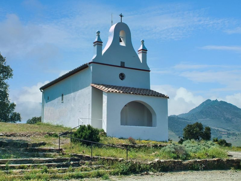 Chapelle de la Salette à Banyuls