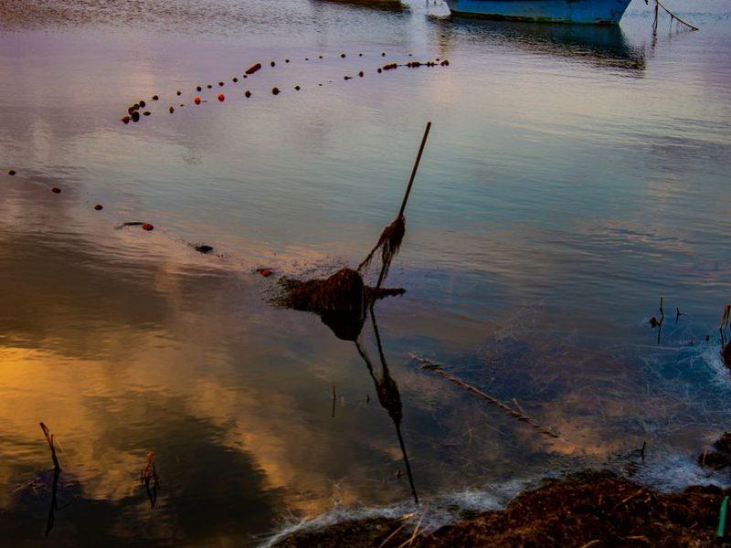 Barques de pêche Canet en Roussillon