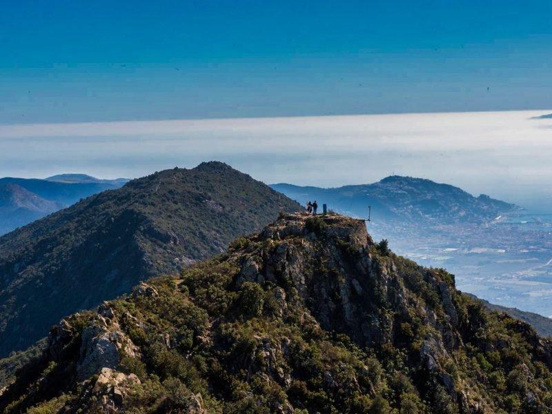 Vue panoramique El port de la Selva