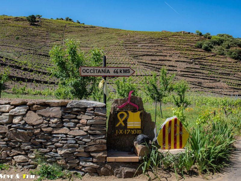 Banyuls à 66 km de l'Occitanie