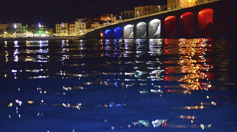 Banyuls sur Mer en France