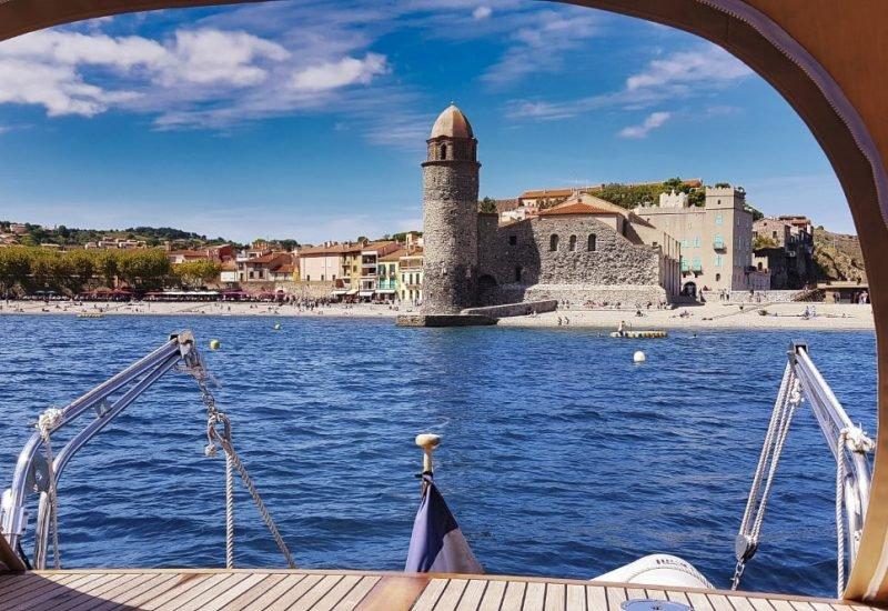 Location bateau Collioure