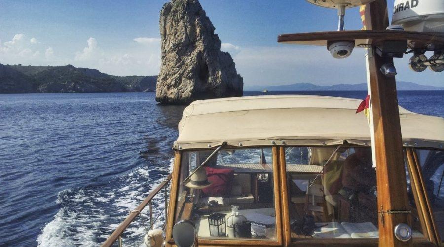Location bateau Îles Médes