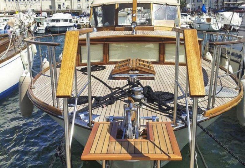 Réservation bateau en location à quai