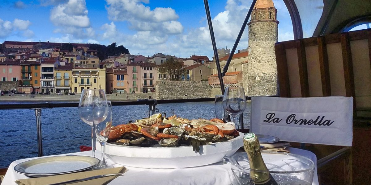 Fruits de mer Collioure
